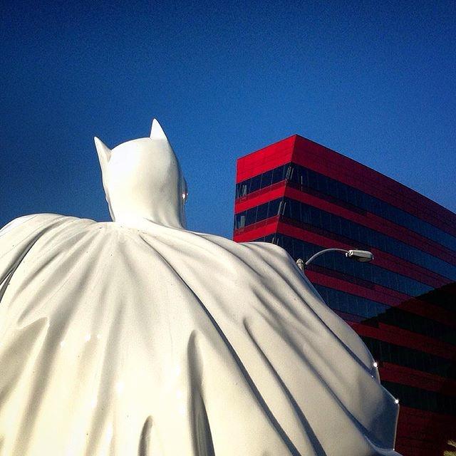 Modern Heroes Public Installati - mauroperucchetti | ello