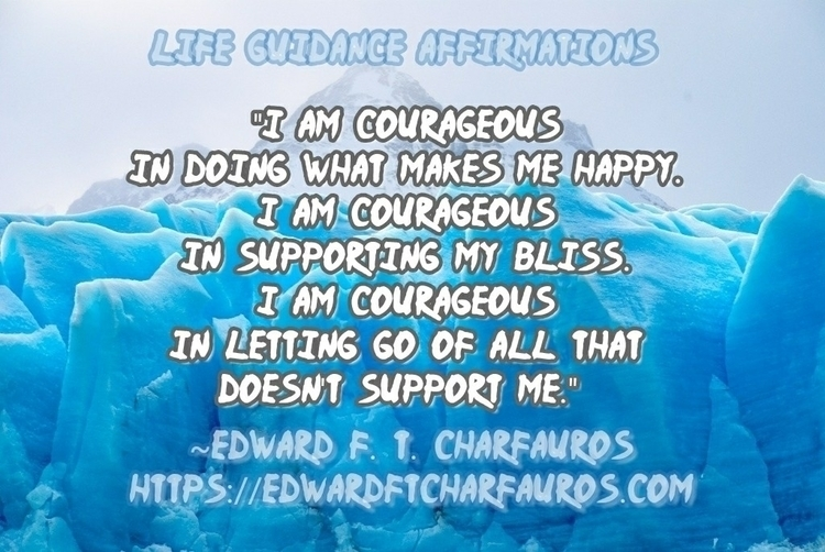 continue positively affecting d - edwardftcharfauros | ello