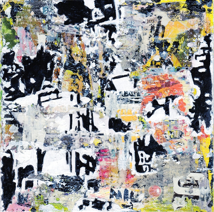 Title: Abstract NYC 5 Medium: A - damionismyname | ello