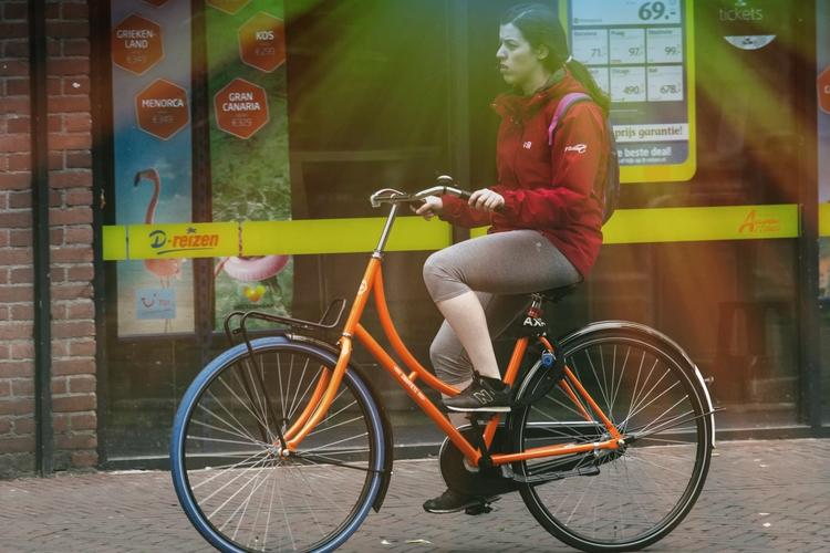 Bicycle holiday - artmen | ello