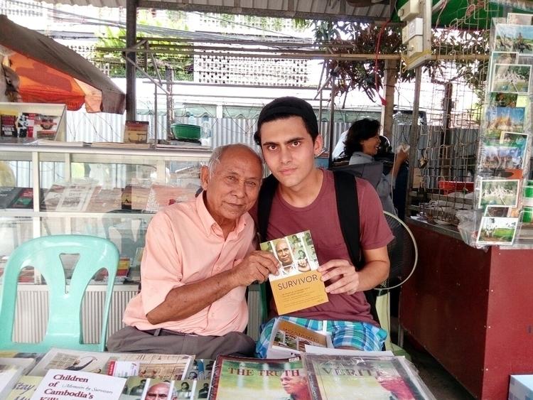 26/7/17: Chum Mey (S21, Phnom P - hldwyer | ello