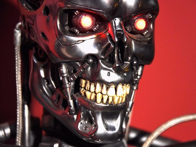 Killer robots? Autonomous - artificial - valosalo | ello