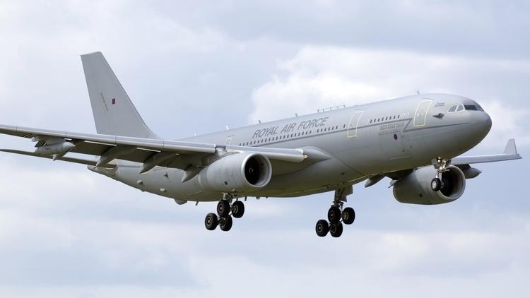 RAF Tanker Manufacturer: Airbus - klavs1972 | ello