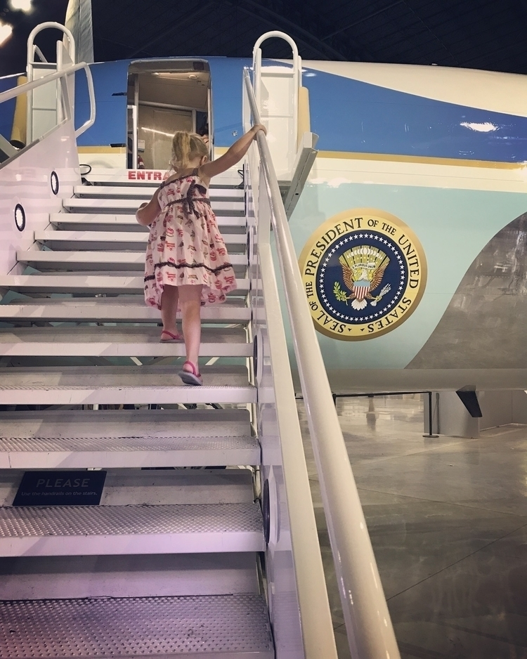 Daughter National Museum USAF - usafmuseum - thomasklyn | ello