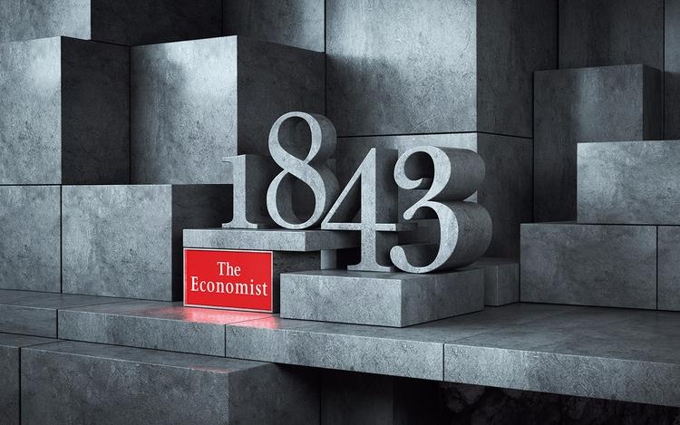Economist 1843 - jvgstudio | ello