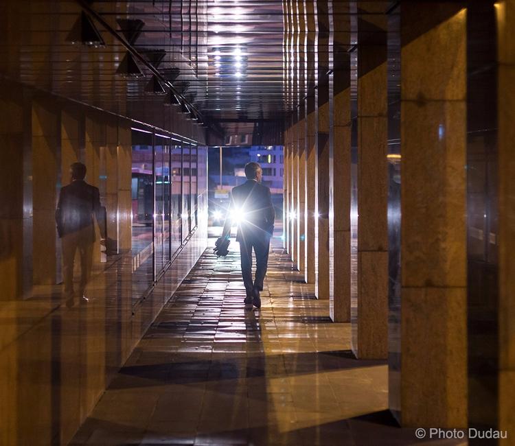 hours. Street life Luxembourg c - dudau | ello