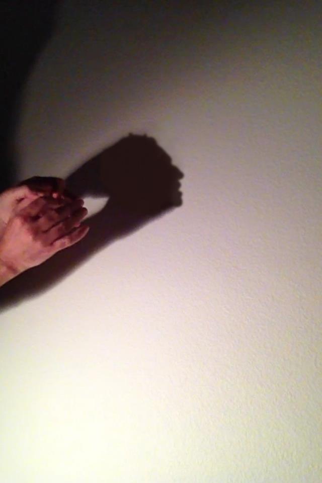 shadow selfie - franciscodamata | ello