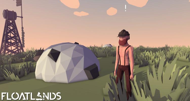 NPC - 3D, gaming, design, game, graphics - floatlands | ello