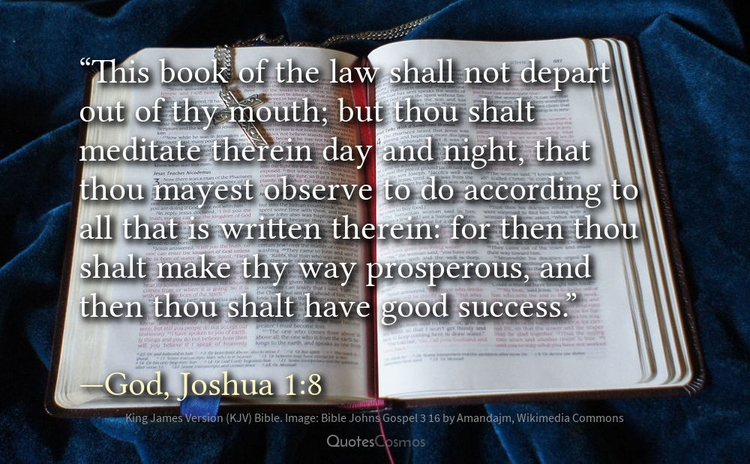 book law depart thy mouth; thou - quotescosmos   ello