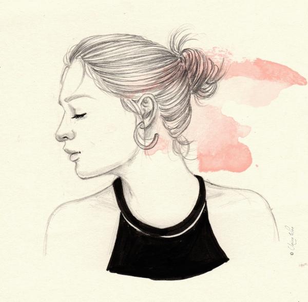 bit blush - drawing, doodle, sketch - j0eyg1rl | ello