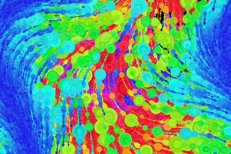 series images flow field algori - chriswelch_72   ello