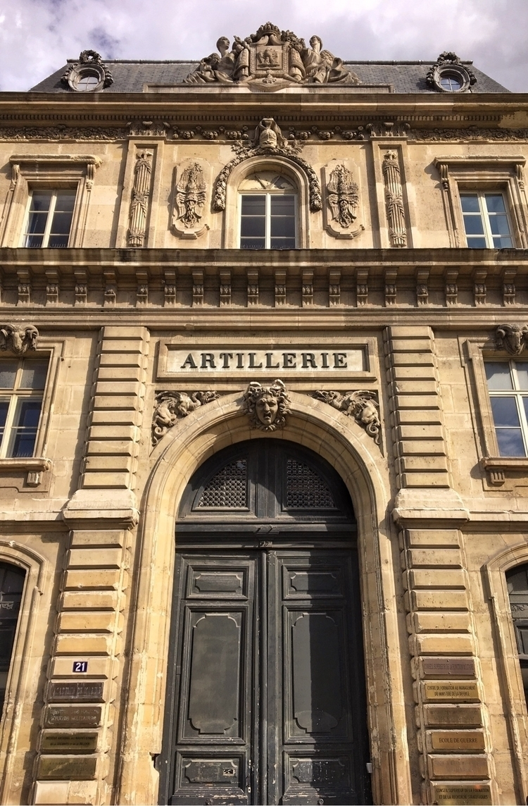 Artillerie - Paris - rowiro | ello