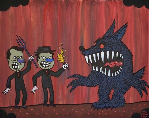 scary-art.com - nicolascaesar | ello