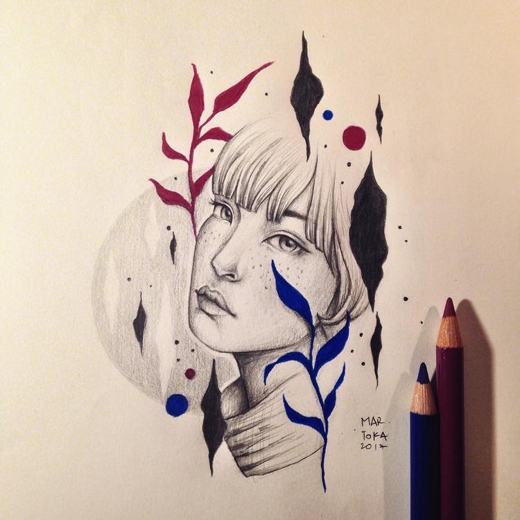 tokastudio, art, arte, draw, inspiration - tokastudio | ello