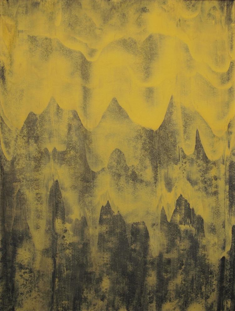Radiation Gouache watercolor pa - kenazmedia | ello