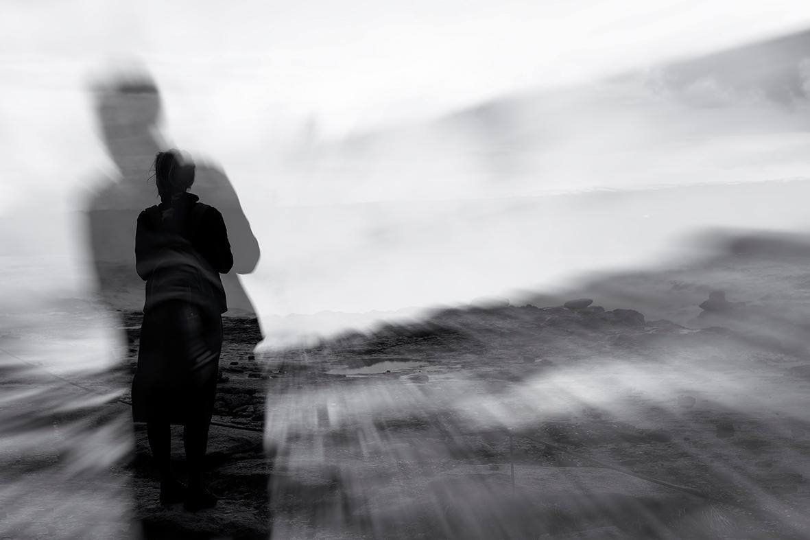 Standing edge world. Steam wind - mauriliers   ello