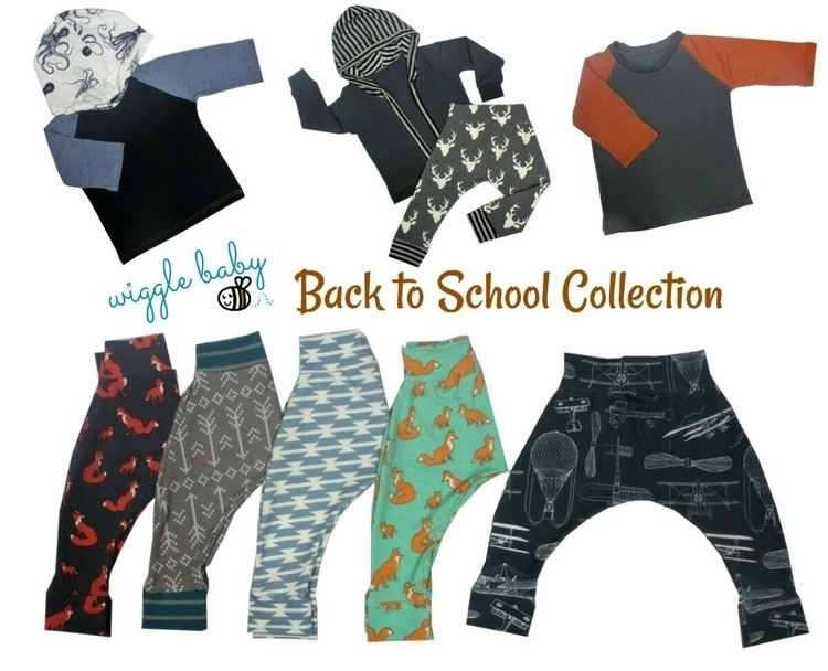school sneak peek - wigglebabyshop | ello