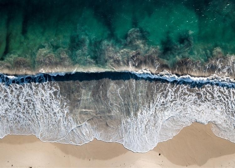 Broken Waves - drone, dronelife - stevencutri | ello