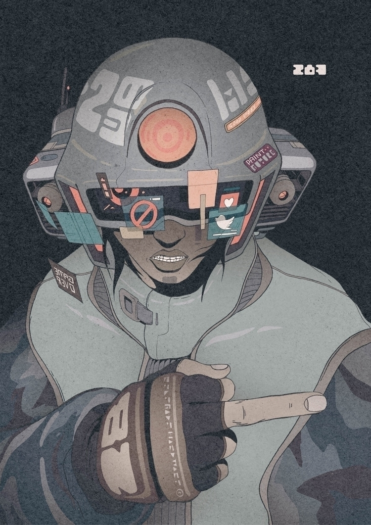 Day 283/365: Renegade Hardware - 1sles | ello