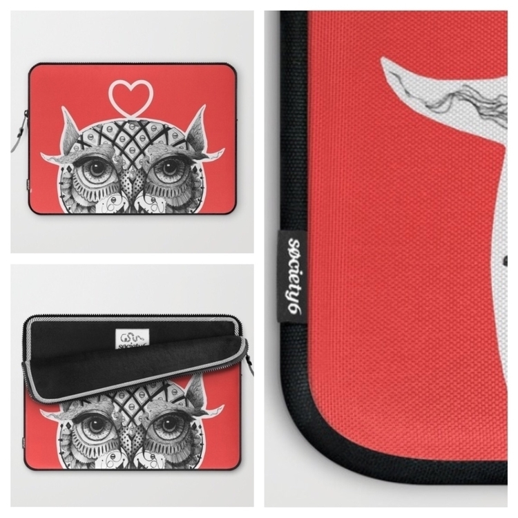 Laptop sleeves owl lovers - owllovers - trinkl | ello