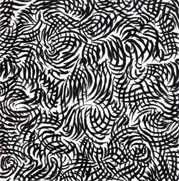 Water pattern - Bevin, bevinrichardson - bevinrichardson | ello