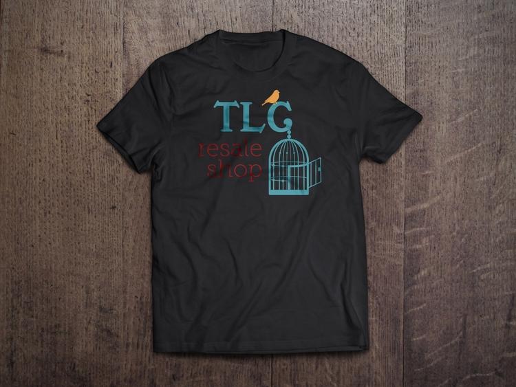TLC Resale Shop • Brand Identit - djedge | ello