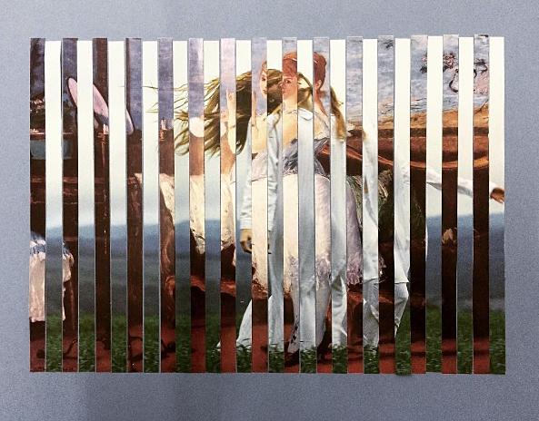 collage, handmade - amanda   ello