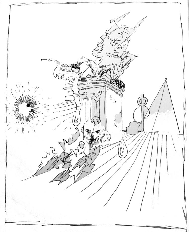 Automatic drawing - bevinrichardson - bevinrichardson | ello