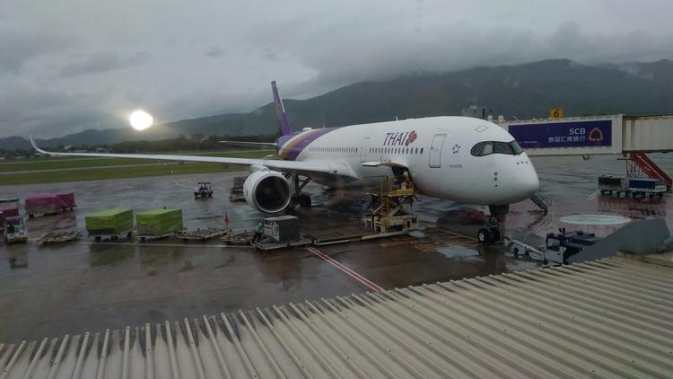 thai airways - mongpalatino | ello