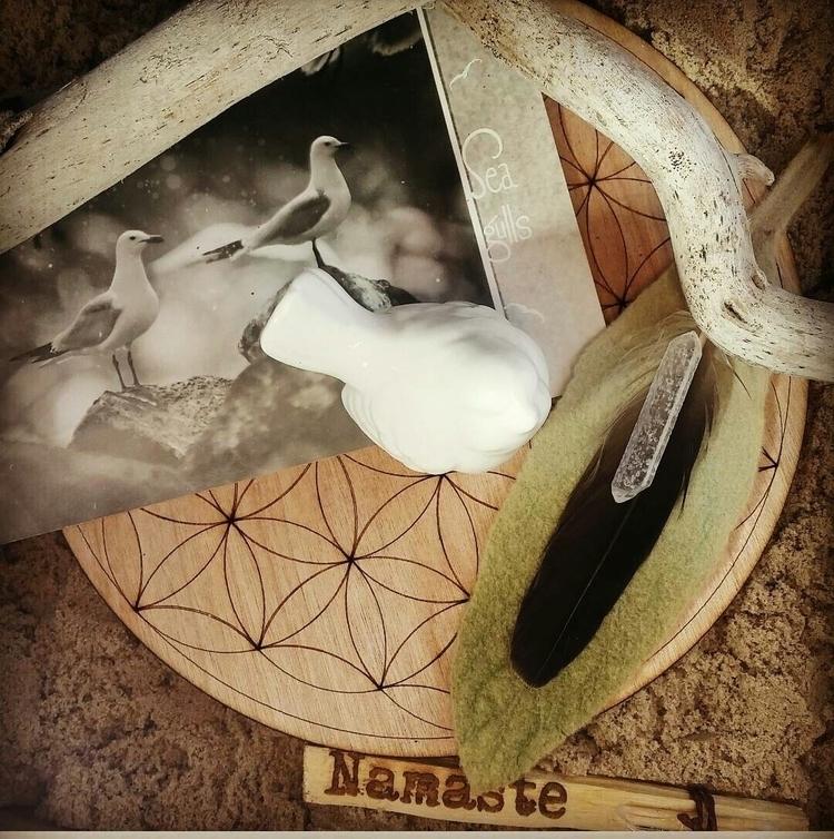 Seagulls . spiritual messengers - sirens_song_magick | ello