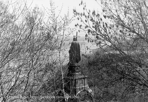 Monument Prince Vladimir. Kiev - dmytroua | ello