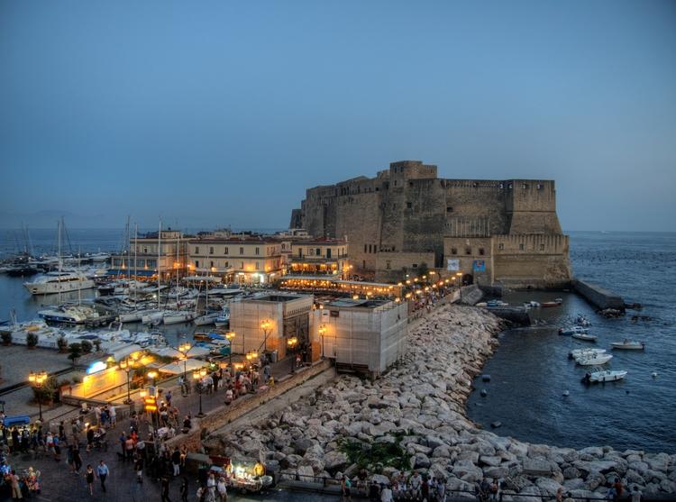 Castel del'Ovo , Naples - (Cast - neilhoward | ello