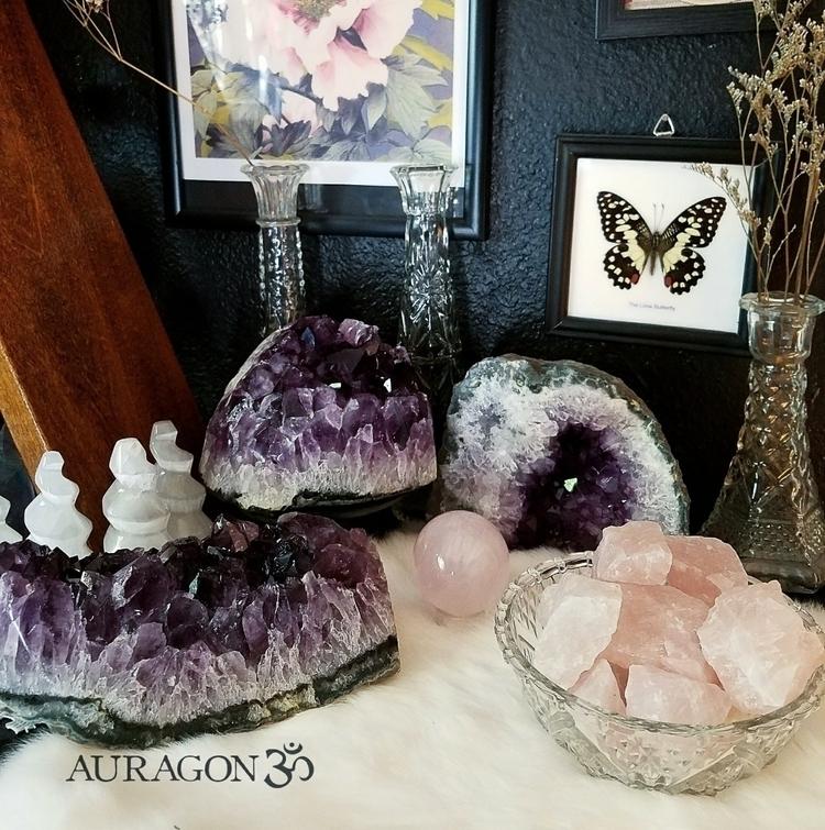 Surprise crystal update!!:herb - auragon | ello