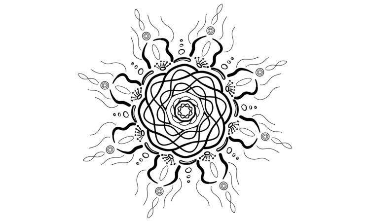 Adult spirograph - autodesk, sketchbook. - meatslipper | ello