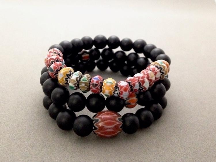 bracelet trio combo ikat trade  - soulluvshop | ello