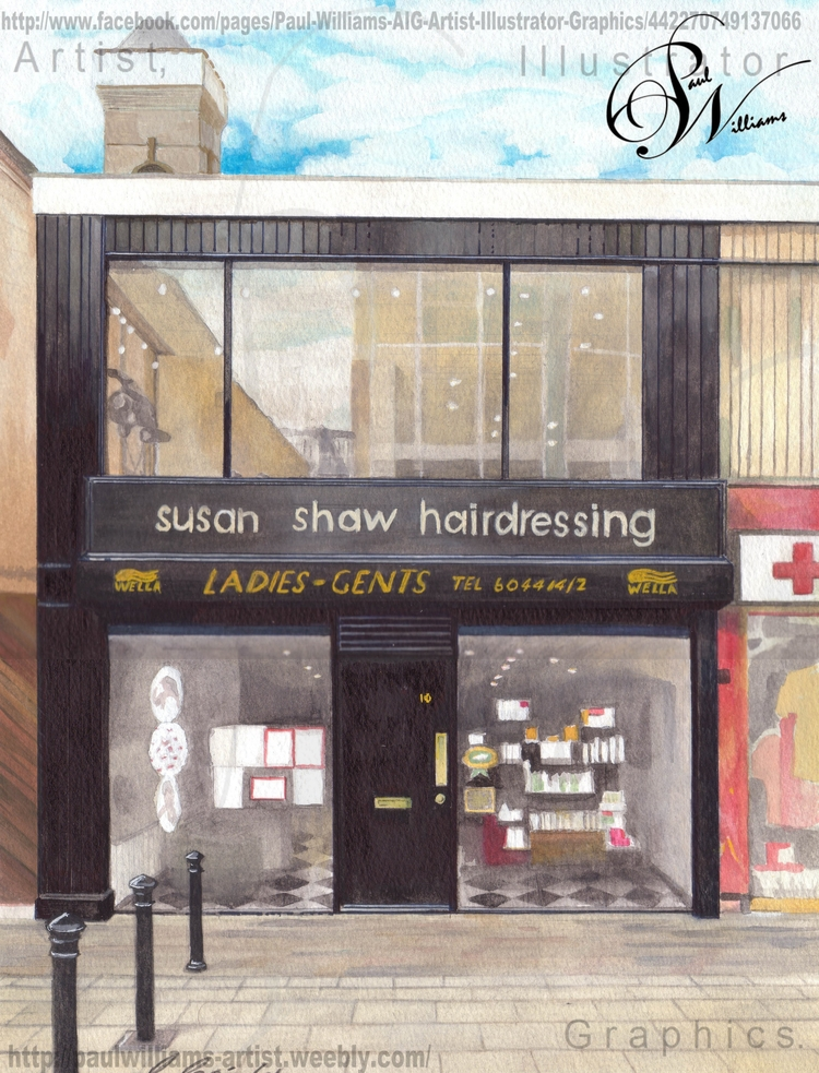 Susan Shaw Hairdressers Stockto - paul_williams_aig | ello