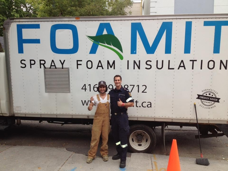 Choose Basement Insulation - Fo - foamit | ello