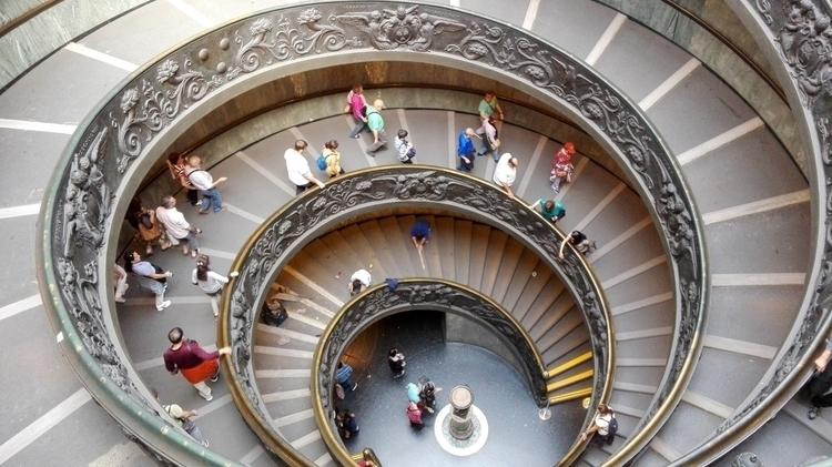 VaticanMuseum, art, photography - sanftekuss | ello