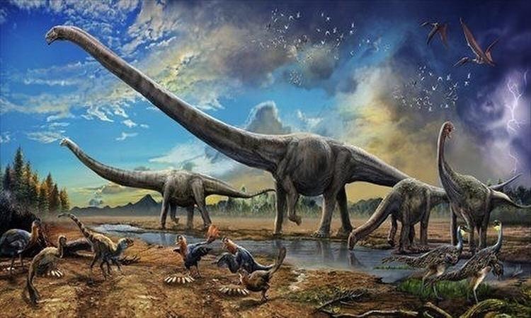 Art Zhao Chuang - dinosaur, dinosaurs - dinosaursart | ello