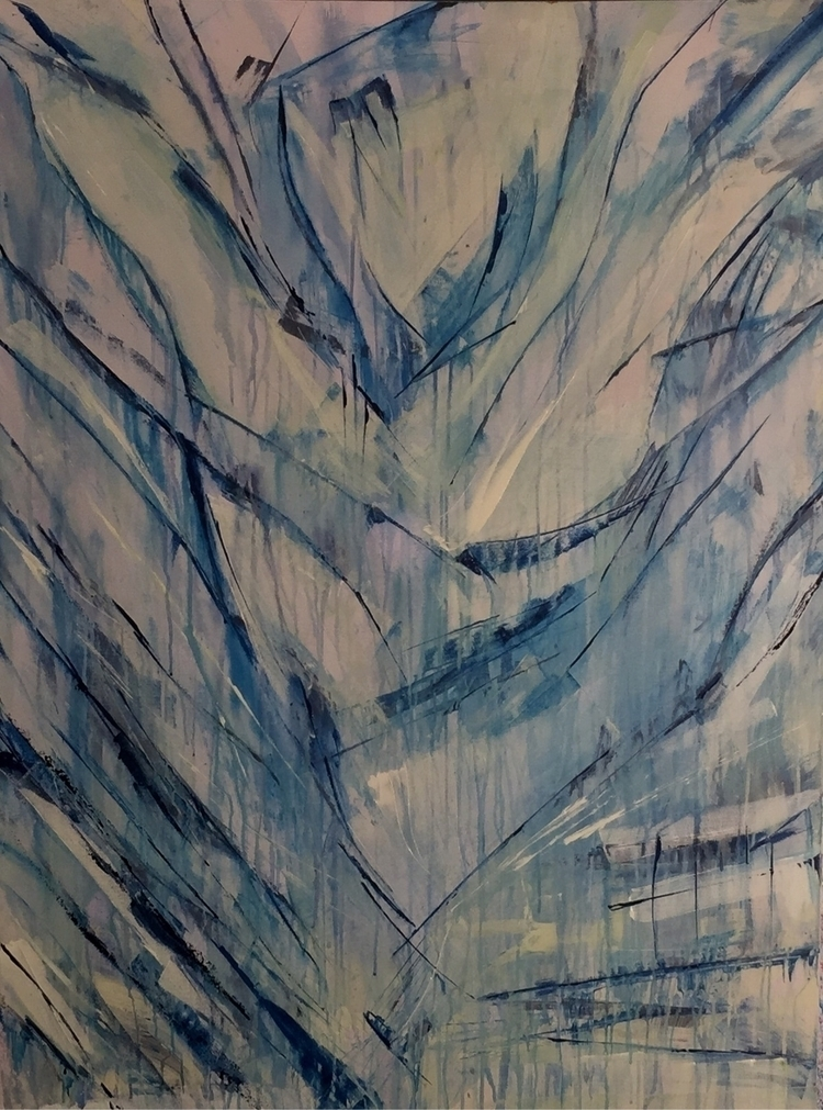 Acrylic canvas 48 36 - arcehoffbuhr | ello
