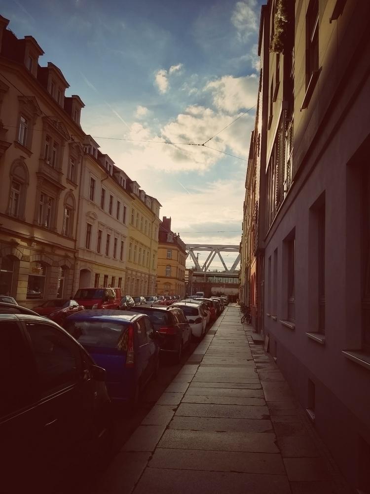 city, urban, street, summer, evening - claudio_g_c | ello