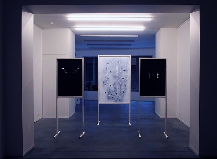 'Smoke Mirrors' 2017 Fia Cielen - studiofiacielen | ello