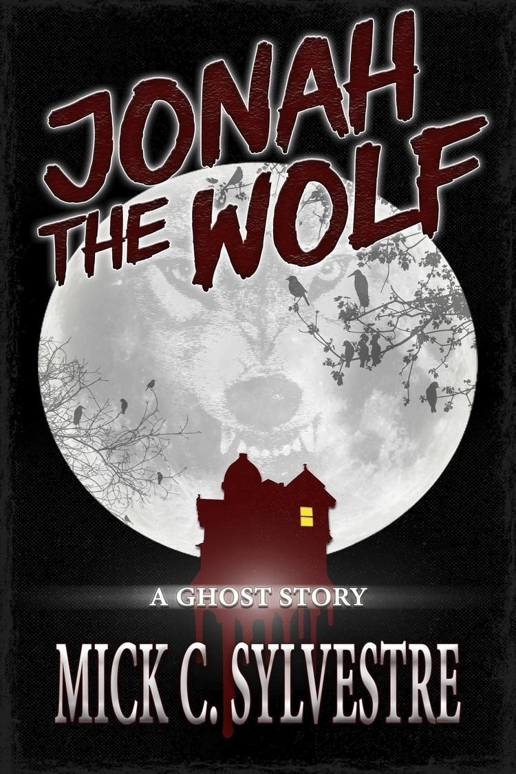 Jonah Wolf -- eBook Cover Desig - micksylvestre | ello