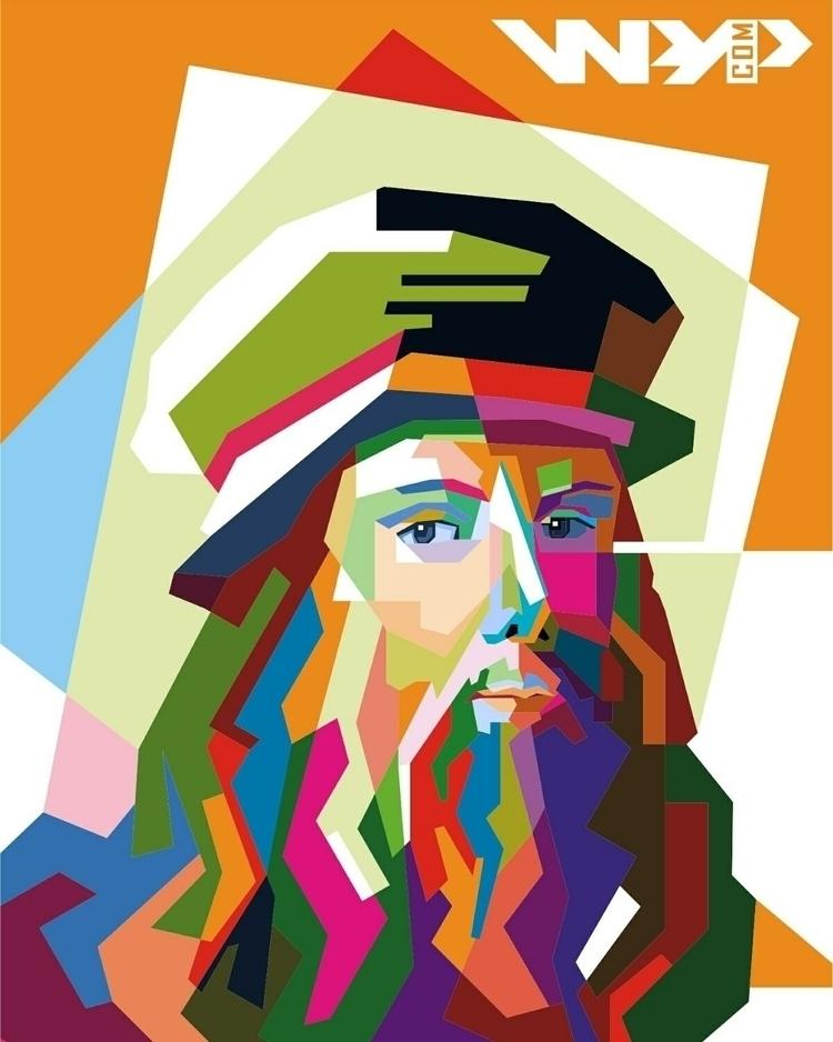 Leonardo da Vinci - purwantono_yanis | ello
