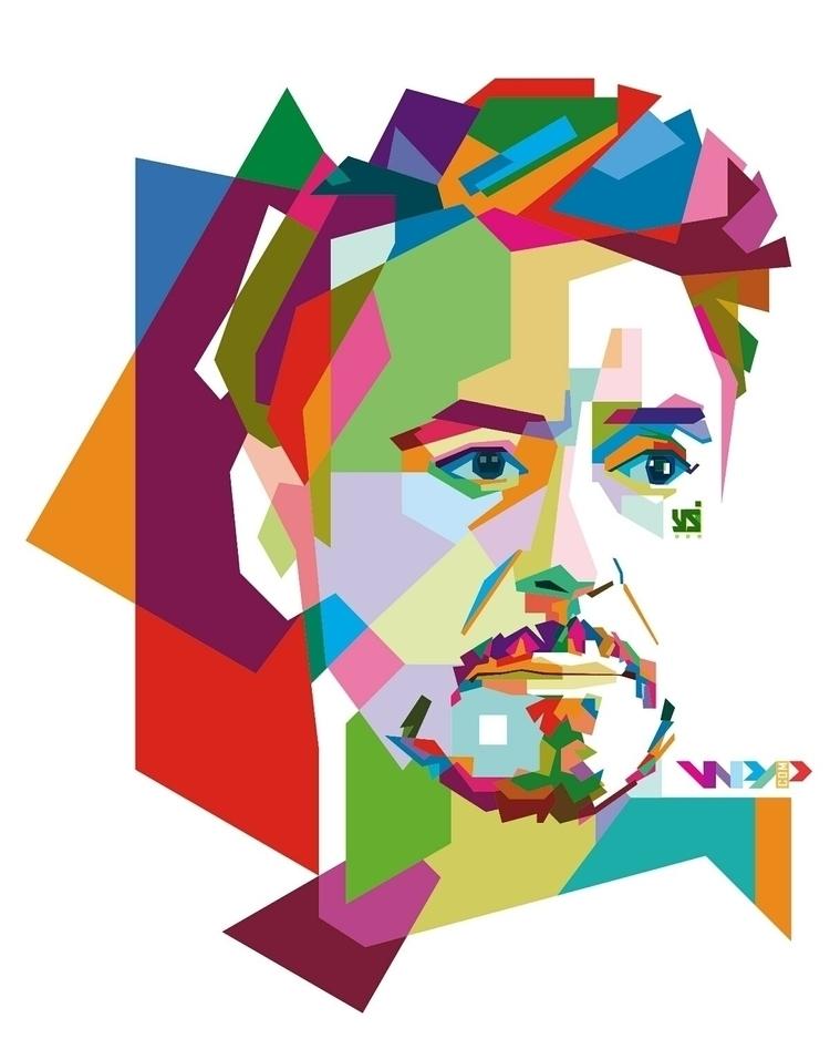Robert Downey Jr - purwantono_yanis | ello