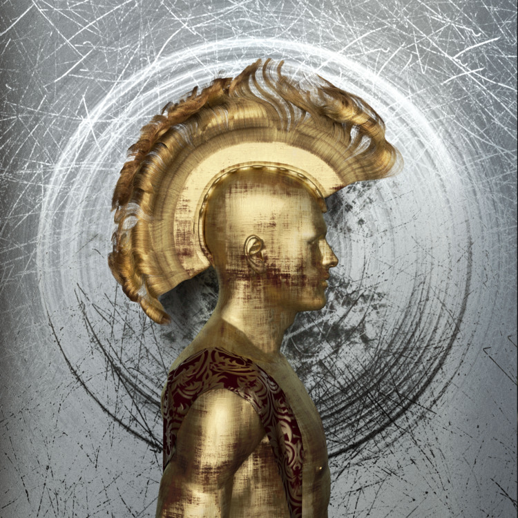 Galea 3D Sculpture inspired gal - z3rogravity | ello