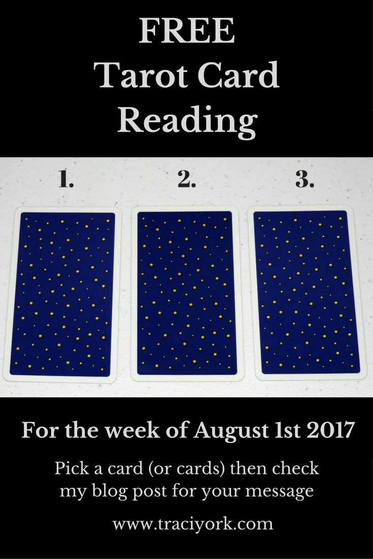 Tarot Tuesday! Pick card cards - traciyork | ello