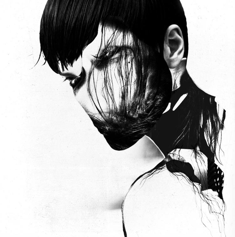 MichaelZebrick, collage, inkandpaper - zeebs | ello