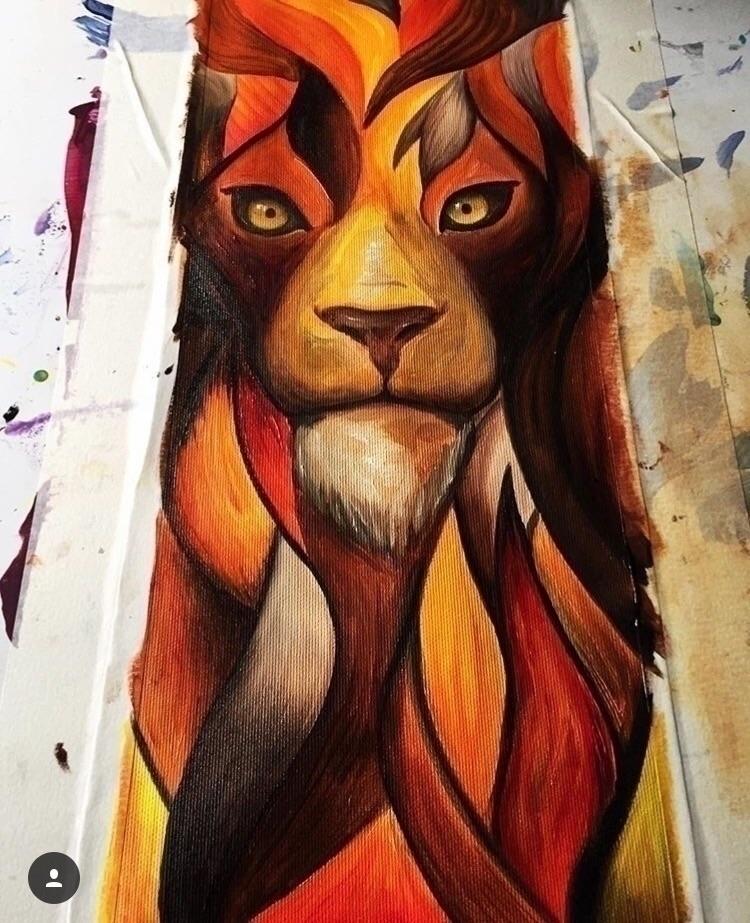 Study, oil canvas 15 40 cm. Col - gioadriana | ello