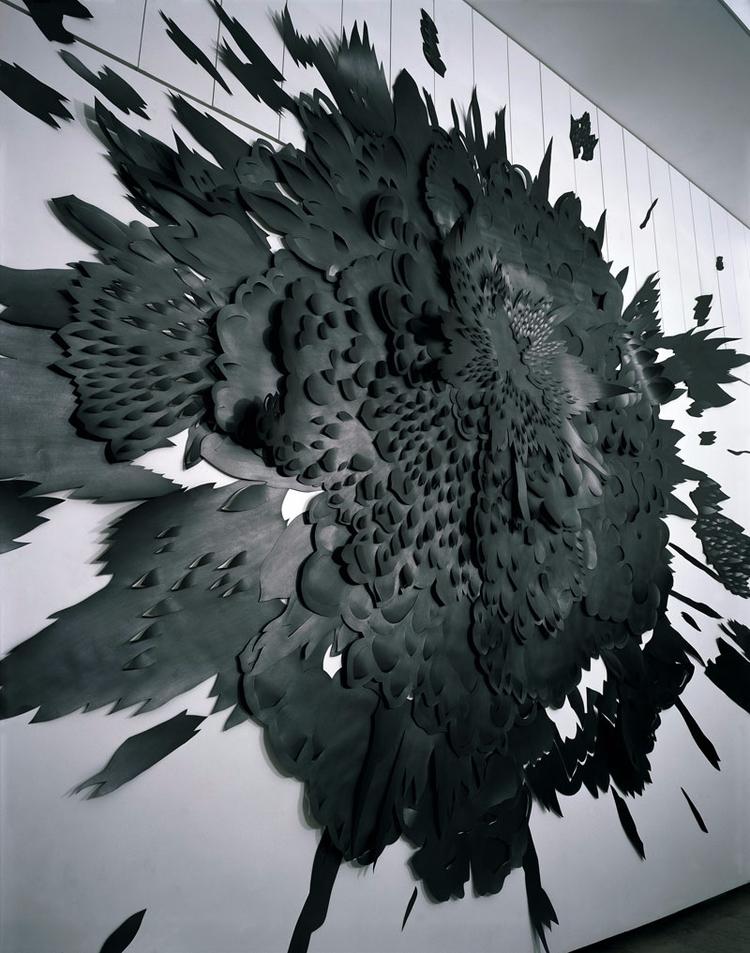 ANDREAS KOCKS - paper, installation - sophiegunnol | ello